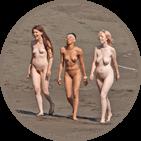 Boring. nude first time nudist
