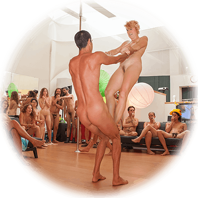 the unveiling nudist performances show