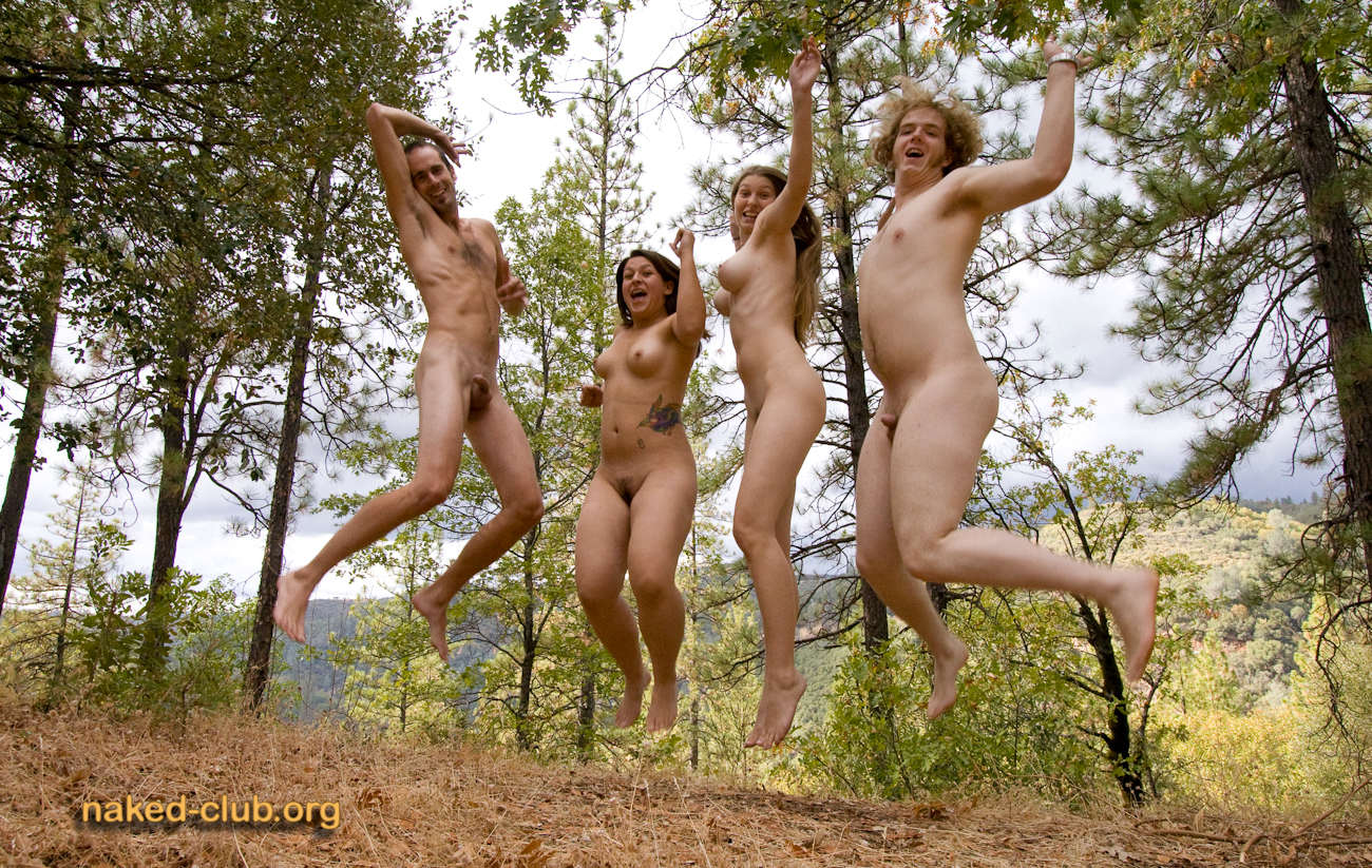 naked girls and camo